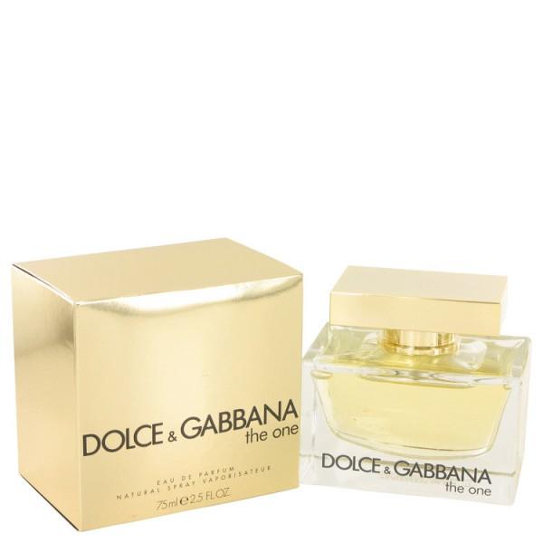 The One Dolce Gabbana Eau De Parfum Women 75 Ml