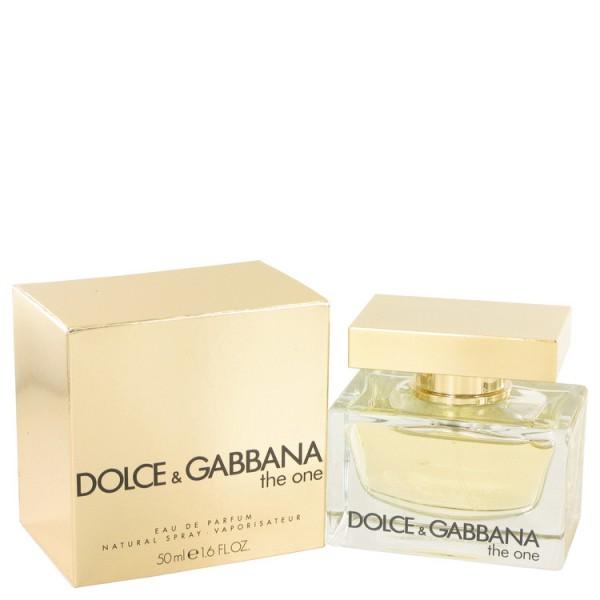 26990ad1e4338b The One Pour Femme Dolce   Gabbana Eau de Parfum Spray 50ML - Sobelia