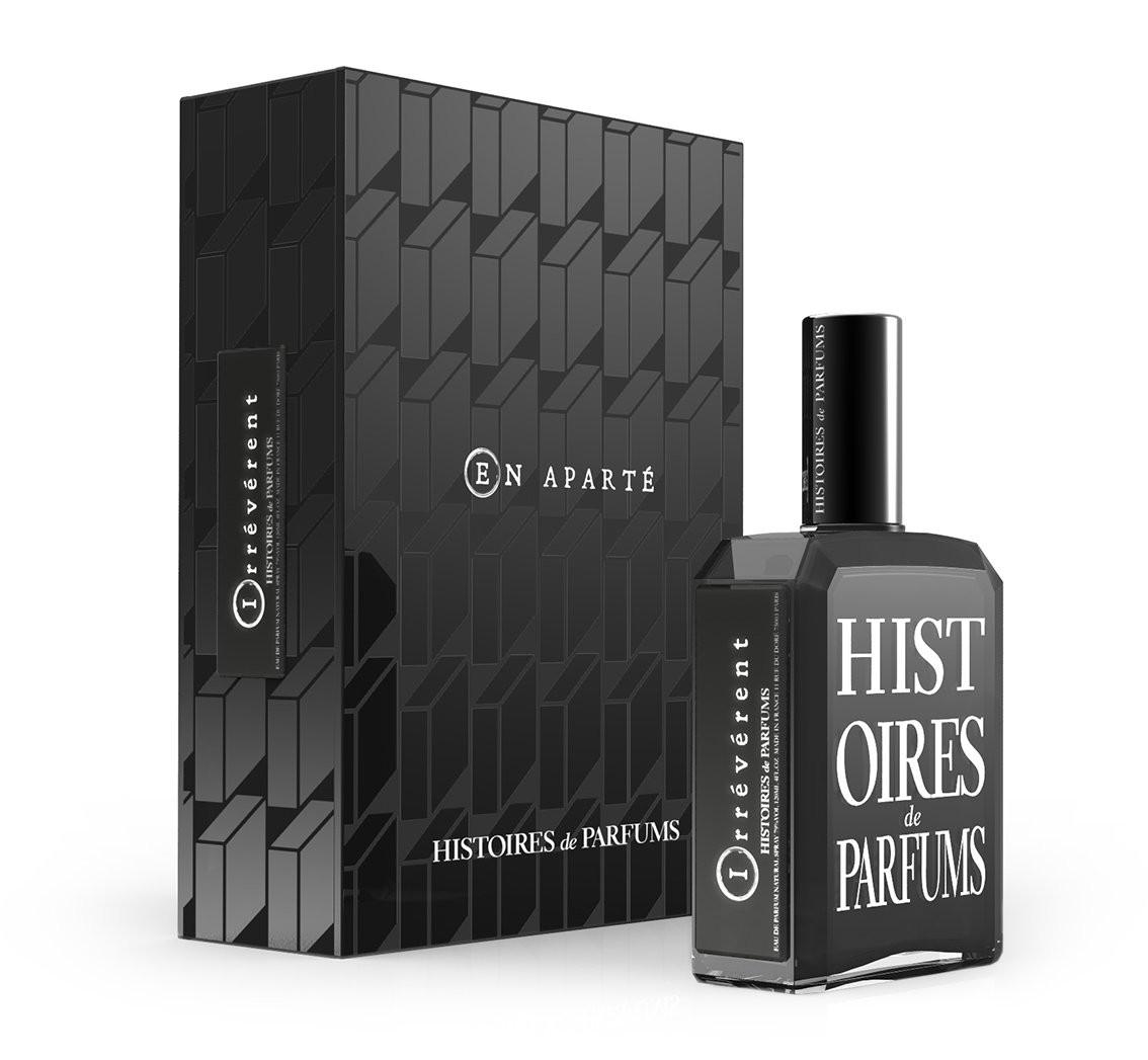 histoires de parfums en aparte - irreverent