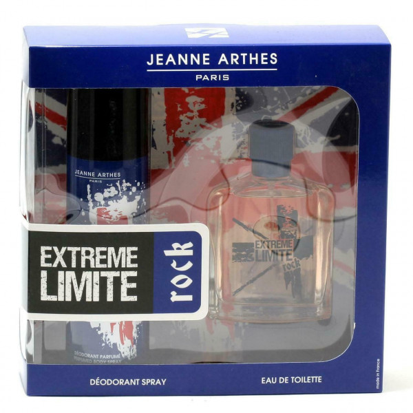 Extreme Limite Rock Jeanne Arthes