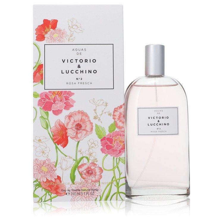 victorio & lucchino aguas de victorio & lucchino - n°2 rosa fresca