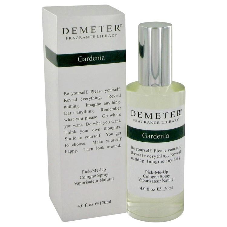 demeter fragrance library gardenia
