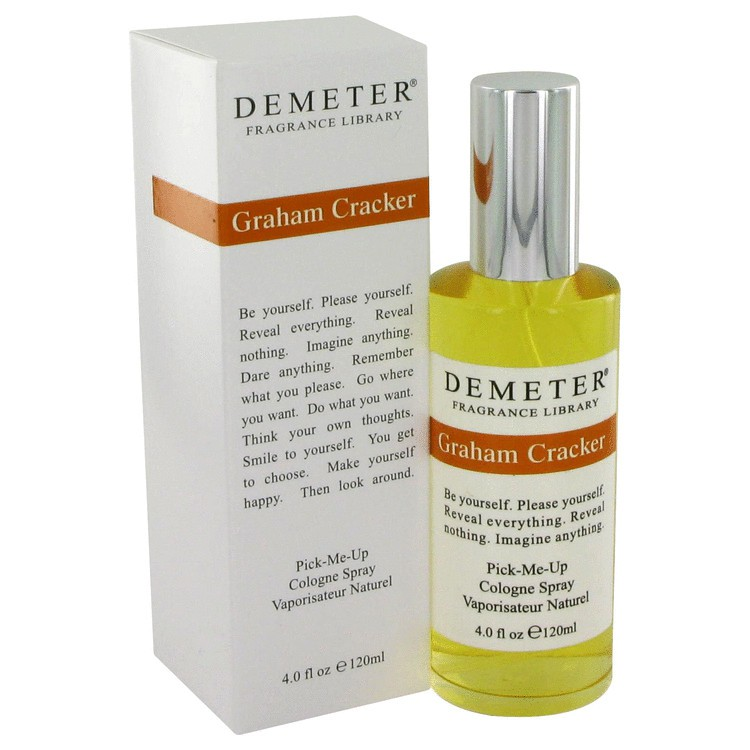demeter fragrance library graham cracker