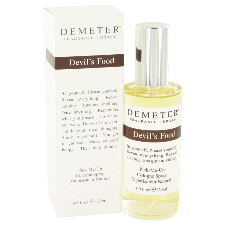 demeter fragrance library devils food