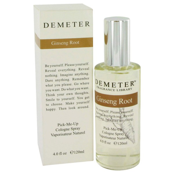 demeter fragrance library ginseng root