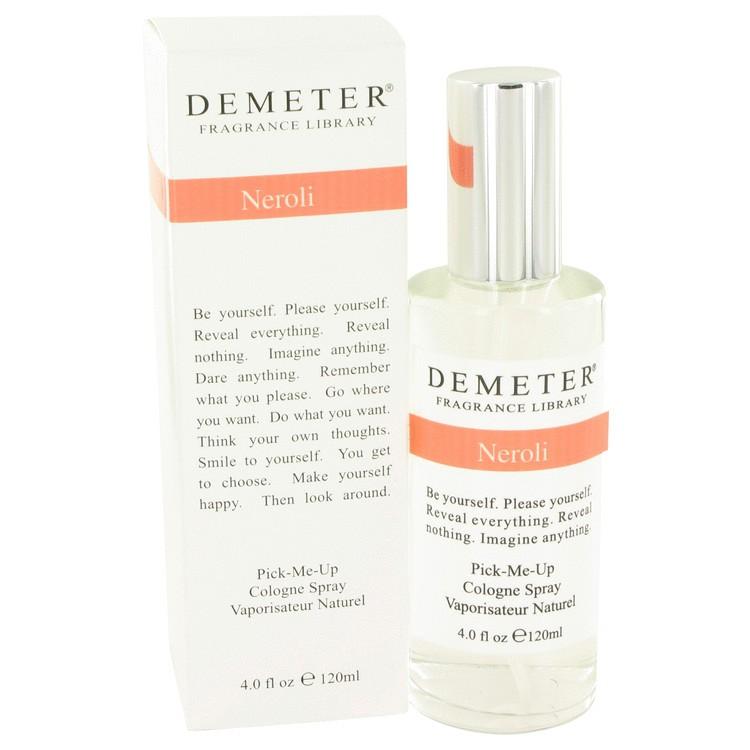 demeter fragrance library neroli