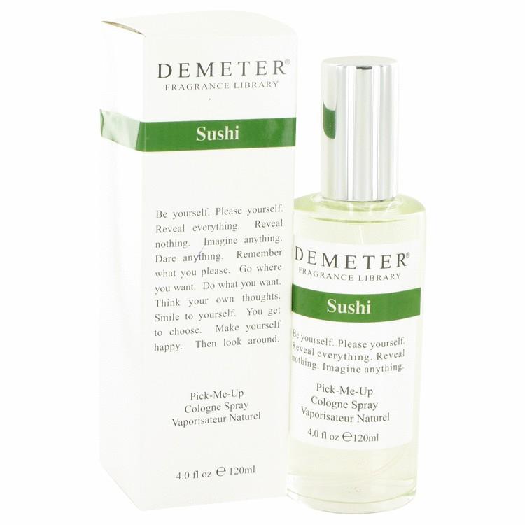 demeter fragrance library sushi