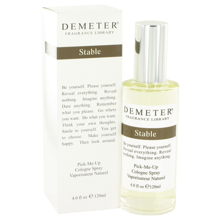 demeter fragrance library stable