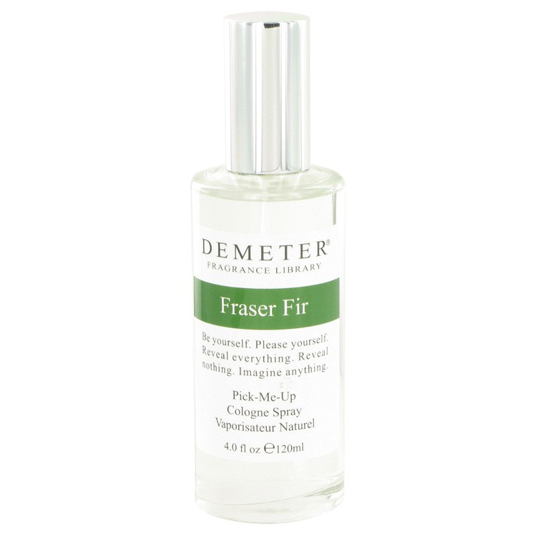 demeter fragrance library fraser fir