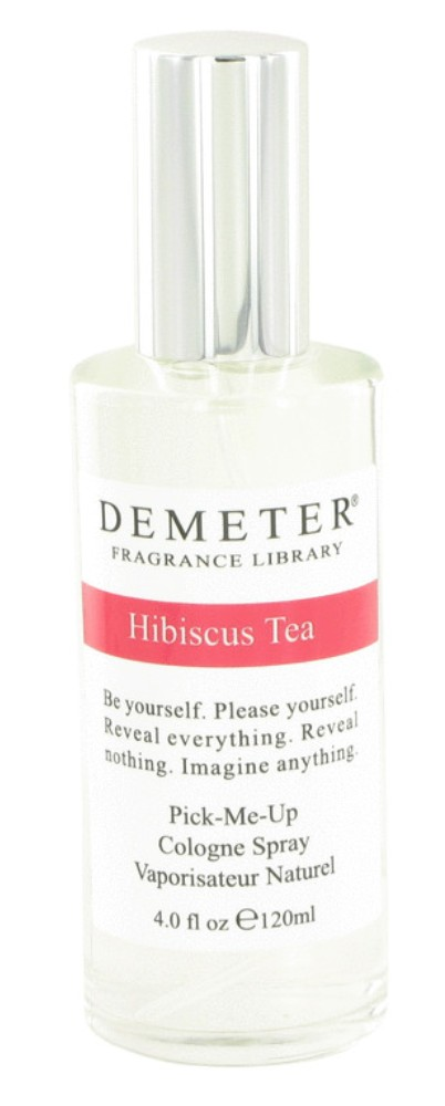 demeter fragrance library hibiscus tea