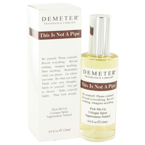 demeter fragrance library this is not a pipe