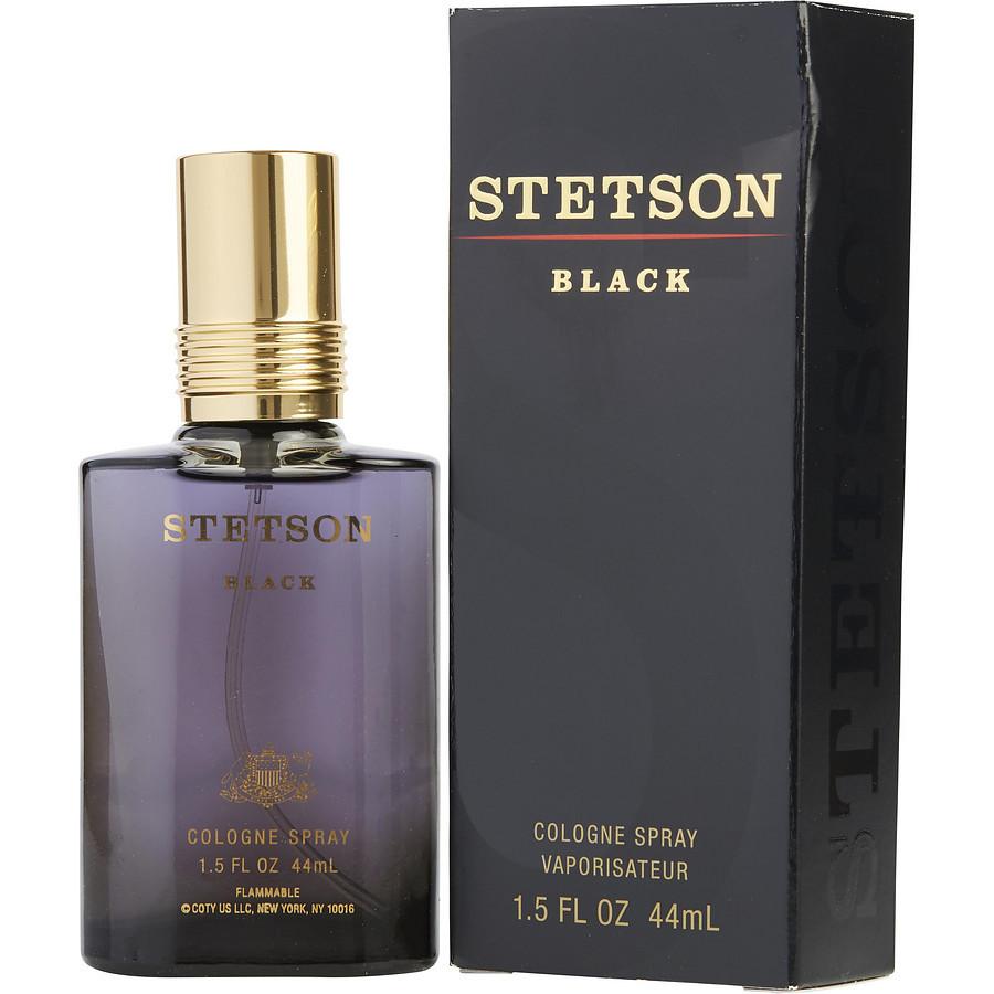 stetson stetson black