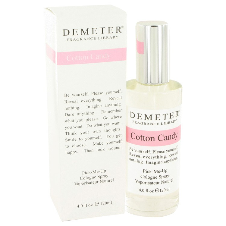 demeter fragrance library cotton candy