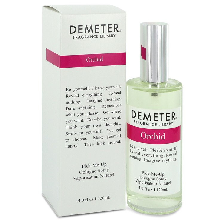 demeter fragrance library orchid