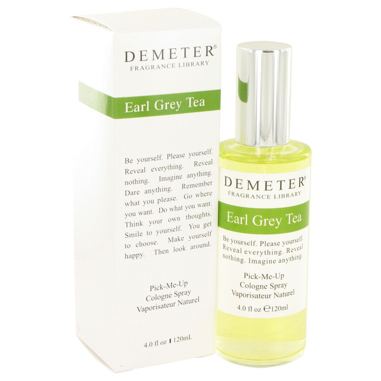 demeter fragrance library earl grey tea