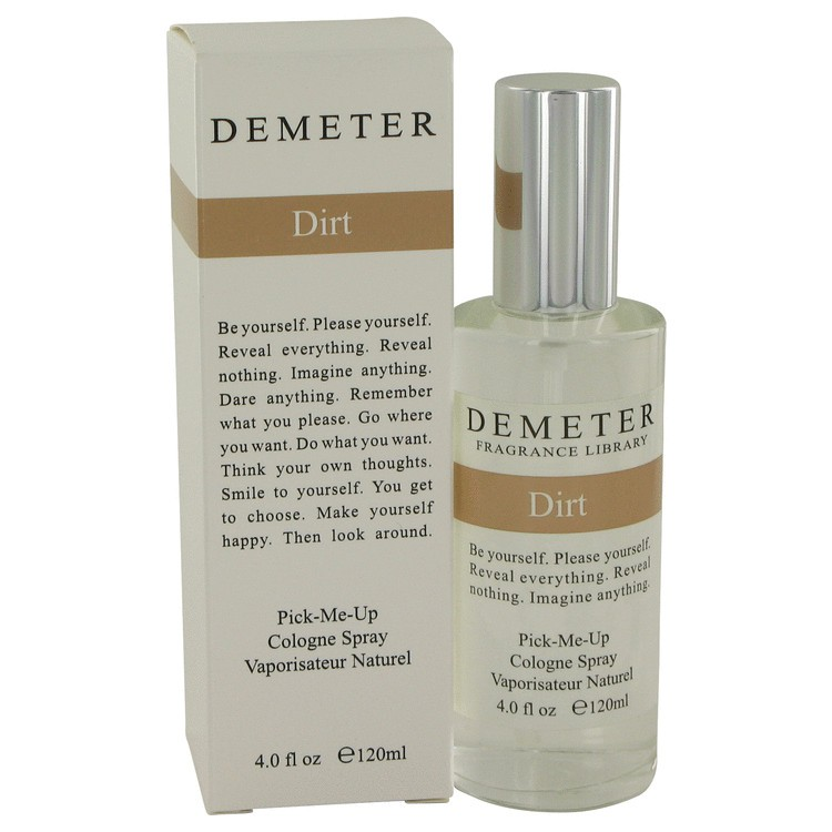 demeter fragrance library dirt
