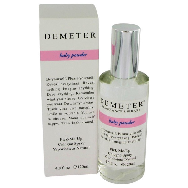 demeter fragrance library baby powder