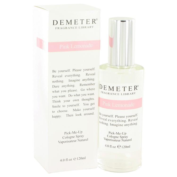 demeter fragrance library pink lemonade
