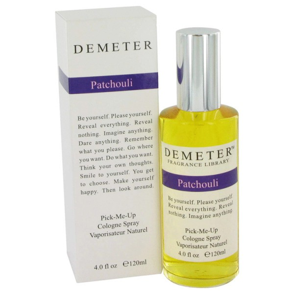 demeter fragrance library patchouli
