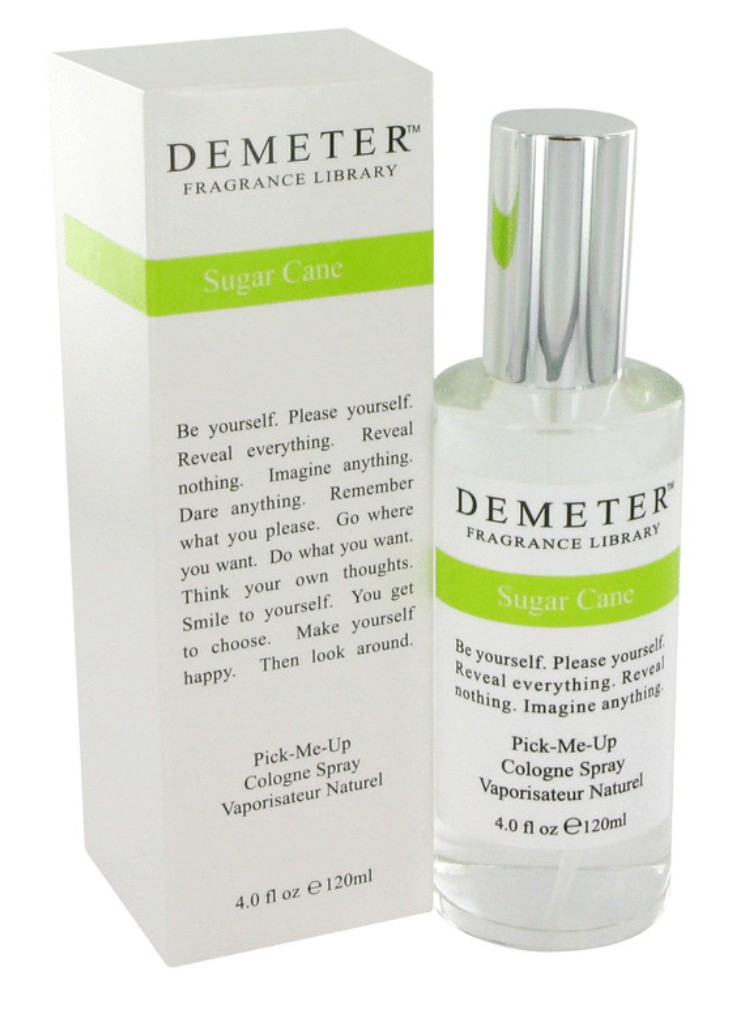 demeter fragrance library sugar cane