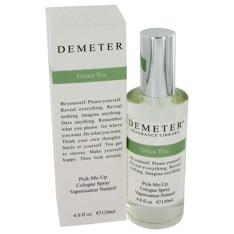demeter fragrance library green tea