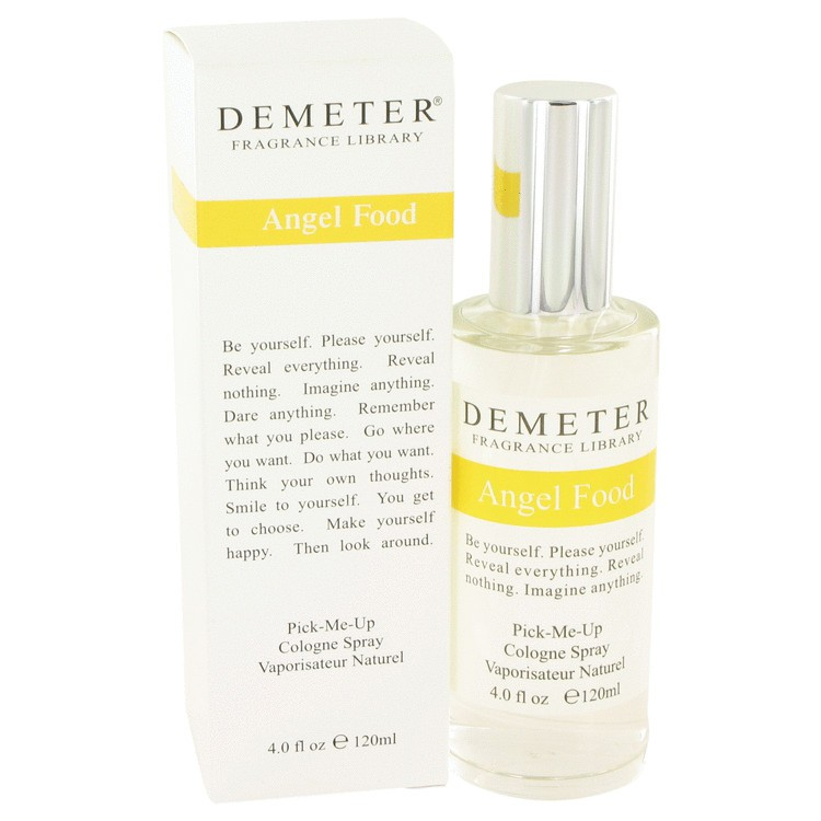 demeter fragrance library angel food
