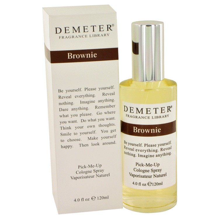 demeter fragrance library brownie