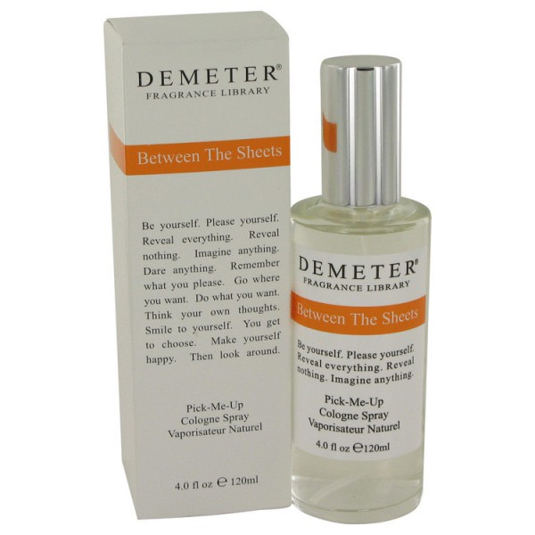 demeter fragrance library between the sheets