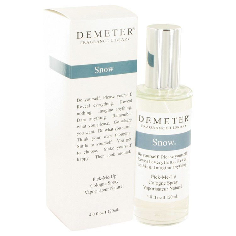 demeter fragrance library snow