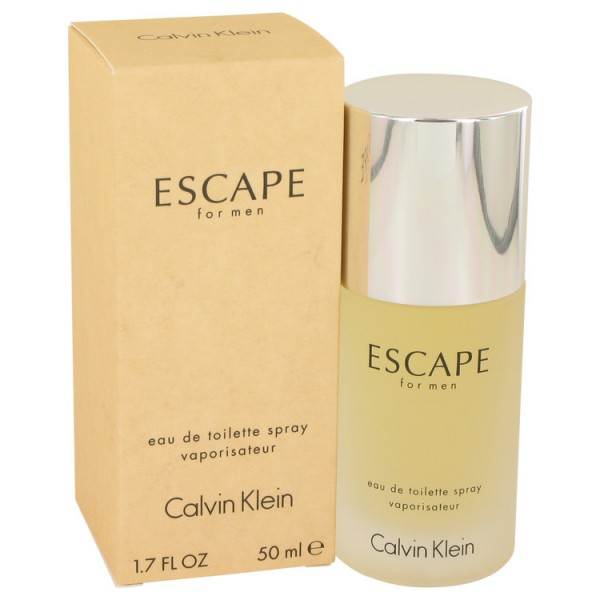 Escape Calvin Klein Eau De Toilette Men 50 Ml Sobeliacom