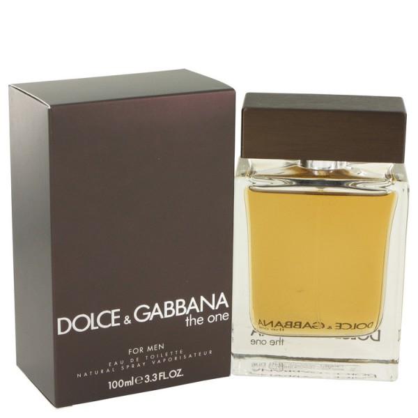 22c7dc209a3b25 The One Pour Homme Dolce   Gabbana Eau de Toilette Spray 100ML - Sobelia