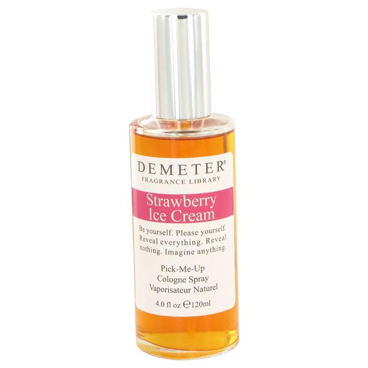 demeter fragrance library strawberry icecream