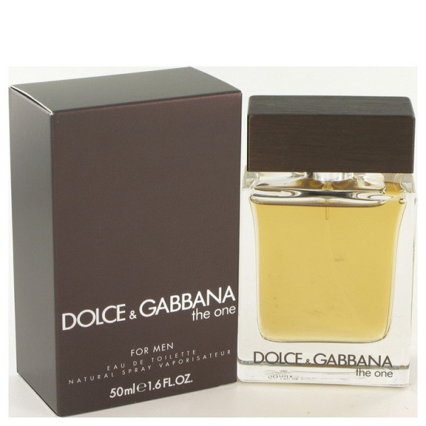 a8f4f9de2115c The One Pour Homme Dolce   Gabbana Eau de Toilette Spray 50ML - Sobelia
