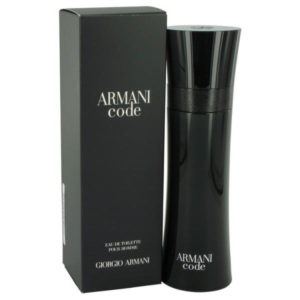 Armani Code Giorgio Armani Eau De Toilette Men 125 Ml