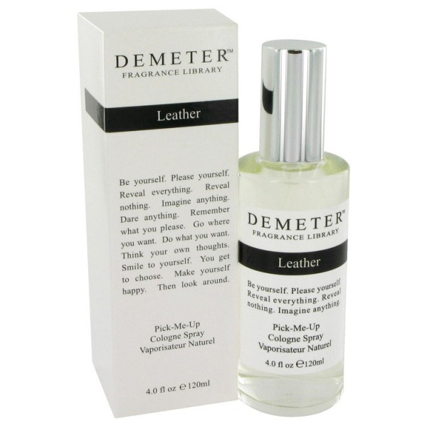 demeter fragrance library leather