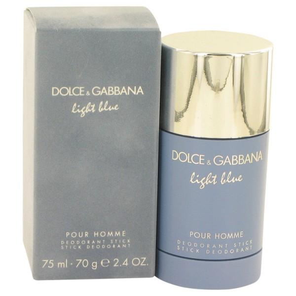 Light Blue Pour Homme Dolce   Gabbana Deodorant Stick 70ML - Sobelia 74b516c25199