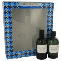 Grey Flannel - Geoffrey Beene Gift Box Set 120 ML