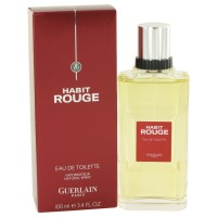 Habit Rouge - Guerlain Eau de Toilette Spray 100 ML