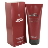 Habit Rouge - Guerlain Hair & Body Shower Gel 200 ML