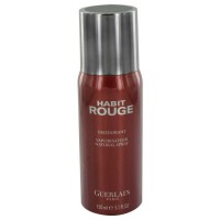 Habit Rouge - Guerlain Deodorant Spray 150 ML