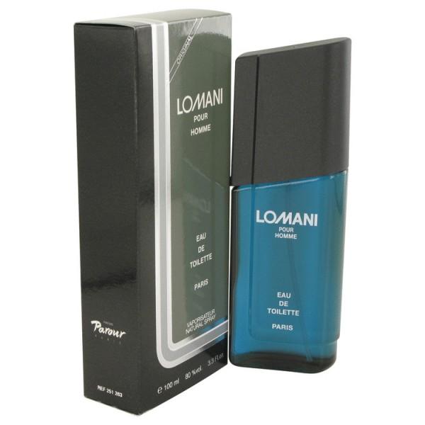 Lomani - Lomani Eau de toilette en espray 100 ML