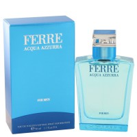 Ferre Acqua Azzurra - Gianfranco Ferré Eau de Toilette Spray 50 ML