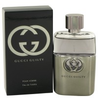 Gucci Guilty Pour Homme - Gucci Eau de Toilette Spray 50 ML