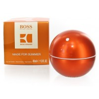Boss In Motion Orange - Hugo Boss Eau de Toilette Spray 40 ML