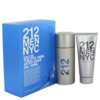212 Men - Carolina Herrera Gift Box Set 100 ML