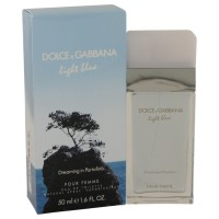 Light Blue Dreaming In Portofino - Dolce & Gabbana Eau de Toilette Spray 50 ML