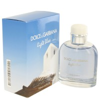 Light Blue Living Stromboli - Dolce & Gabbana Eau de Toilette Spray 125 ML