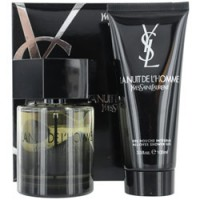 La Nuit De L'Homme - Yves Saint Laurent Gift Box Set 100 ML