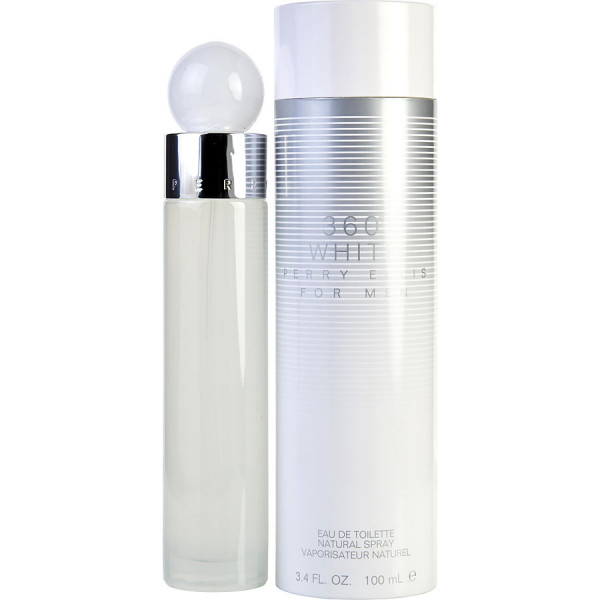 Perry Ellis 360 White - Perry Ellis Eau de toilette en espray 100 ML