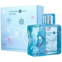 Cute Blue - Mandarina Duck Eau de Toilette Spray 100 ML